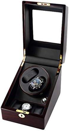 自動機械式時計ホルダーディスプレイワインディングストレージウォッチボックスケースギフト5モード
