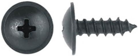 50 4.8-1.6 X 15mm Phillips Truss Head Sheet Metal Screws