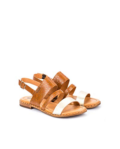 W0x 0557 Pikolinos Donna metallizzata piedi bruni dai Rddwr5zq
