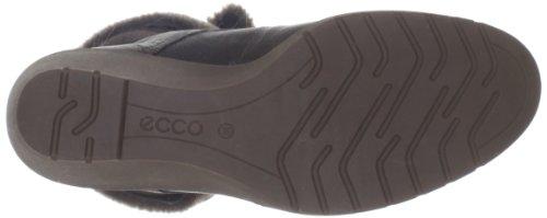 Ecco ECCO ADORA - Botines de cuña con cordones, talla: Braun, color: 37 Marrón