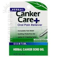 3 Savers Package:Quantum Health Canker Care (1x.33 Oz) ()