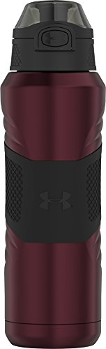 Under Armour Dominate 24 Ounce Stainless Steel Water Bottle,