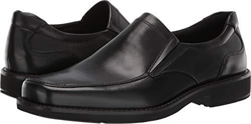 ECCO Men's Seattle Slip On Loafer, Black, 44 Medium EU (10-10.5 US) (Ecco Shoes Slip Mens On)