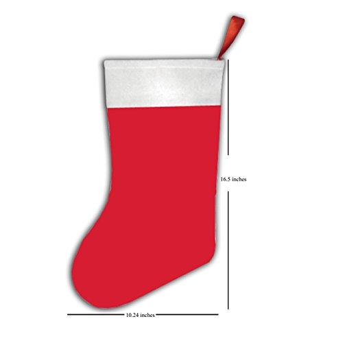 Rainbow Unicorn Classic Christmas Hanging Stockings Xmas Gift Bag Socks Xmas Tree Decoration by VSF Sock (Image #1)
