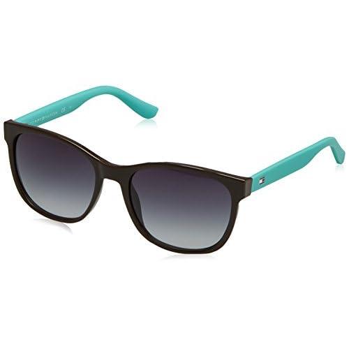 64eb7829a0 Tommy Hilfiger TH 1416/S JJ, Gafas de Sol Unisex-Adulto, Brown Green ...