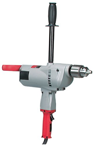 Electric Drill, 3 4 In, 350 rpm, 10.0A