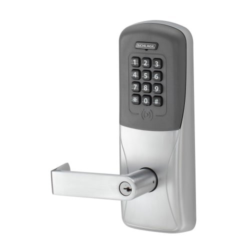 Schlage CO200 CY70PRK RHO 626JD Electronics Security Lock Rhodes for 13049 10025 Less Schlage FSIC Cylinder by Schlage Lock Company