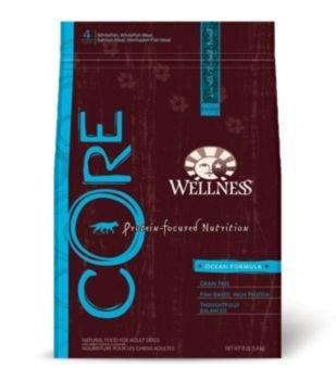 Wellness CORE Ocean Formula Dry Dog Food 12lb, My Pet Supplies
