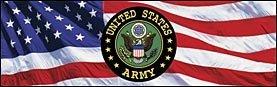 US Army Rear Window Graphic