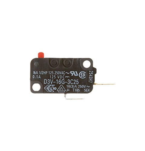 (GE WB24X829 Secondary Door Switch for Microwave)