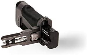 F570 Battery Tilta TA-SH4-57-G Side Power Handle for Tilta BMPCC 4K for GH5 6K 6300 6400 XT3 Z7 Camera Cage Tilta Gray and for Nucleus Nano N
