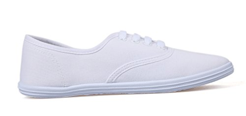 Canvas VenusCelia Original Sneaker Champion White Women's qHqTZg