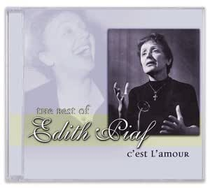 Edith Piaf Best Of C Est L Amour Amazon Com Music