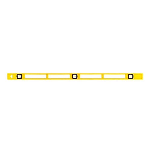 Swanson Tool PL0048 Poly Level 48-Inch (Yellow)