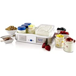 Oster CKSTYM1010 Mykonos Greek Manual Yogurt Maker, 2-Quart