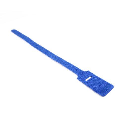 Hellermann Tyton GT.50X116C2 Grip Tie, 11.0''x.5'', Polyamide; Polyethylene, Blue (Pack of 100)
