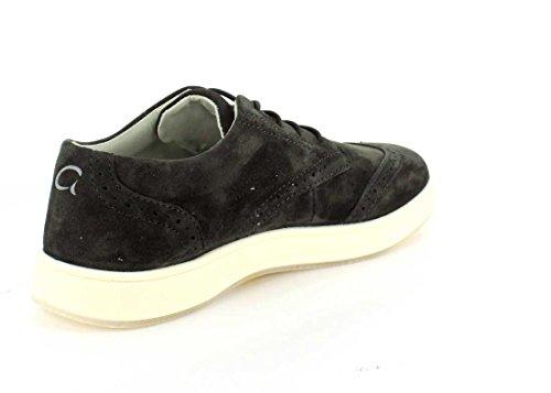 Aureus Mens Supra Sneaker Grigio Antracite
