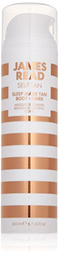 James Read Sleep Mask Tan Body Go Darker,overnight 6.7 fl. oz.