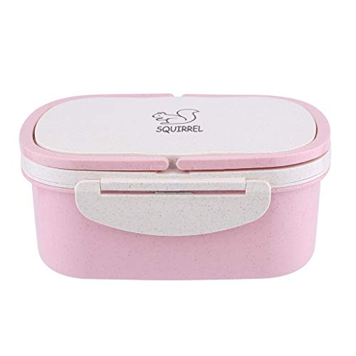 Ktyssp Lunch Box On-The-Go Meal Snack Packing Microwave Safe Portable Lunchbox Snack - List Price Bathroom Mirrors