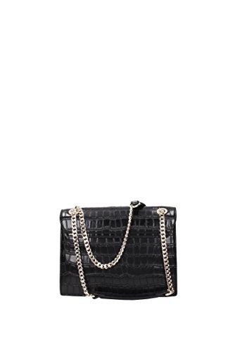 Bolsos de hombro Versace Jeans Mujer - Poliéster (E1VQBBG275456) Negro