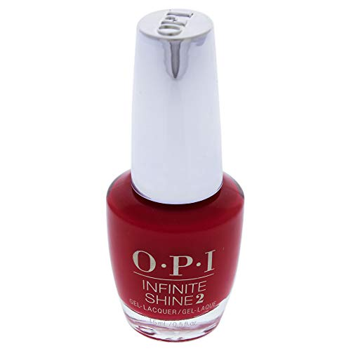 - OPI Infinite Shine, Color So Hot It Berns, 0.5 Fl Oz