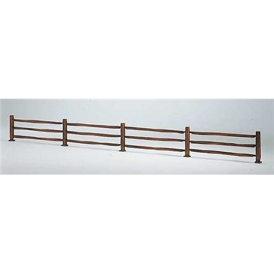- PIKO G SCALE MODEL TRAIN BUILDINGS - SPLIT RAIL FENCE - 62280