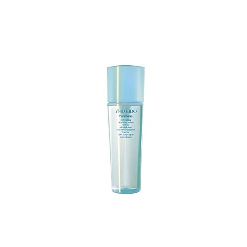 (Shiseido Pureness Refreshing Cleansing Water Oil Free (150ml) (Pack of 4))