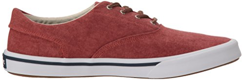 outlet official site Sperry Top-Sider Men's Striper II CVO Washed Sneaker Red from china free shipping fast delivery for sale 93yNh