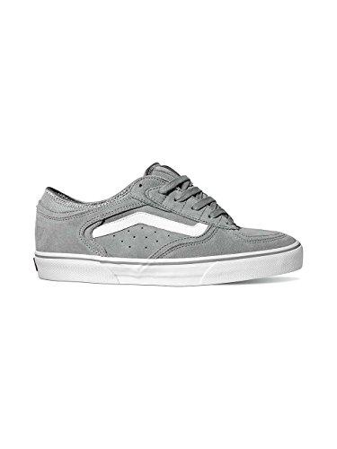 Vans Rowley Pro Sneakers Modeschoenen (6.5, Middel Grijs)
