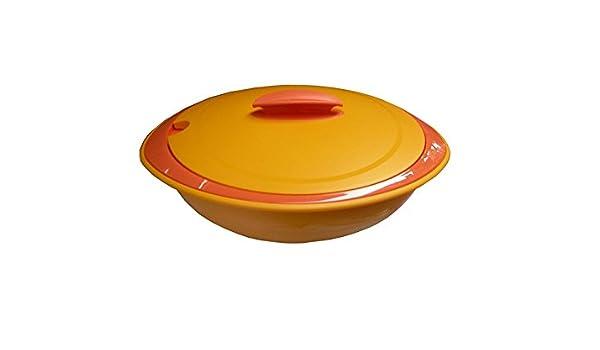 Tupperware Iso Duo - Cacerola ovalada para microondas (1,5 L ...