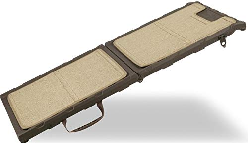 Lb Rubber 200 Soft - Gen7Pets Indoor Mini Carpet Pet Ramp for Dogs and Cats up to 200lbs – Lightweight, Compact and Portable with Premium Quality