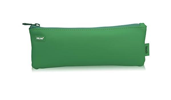 Milan Touch Estuches, 23 cm, Verde: Amazon.es: Equipaje