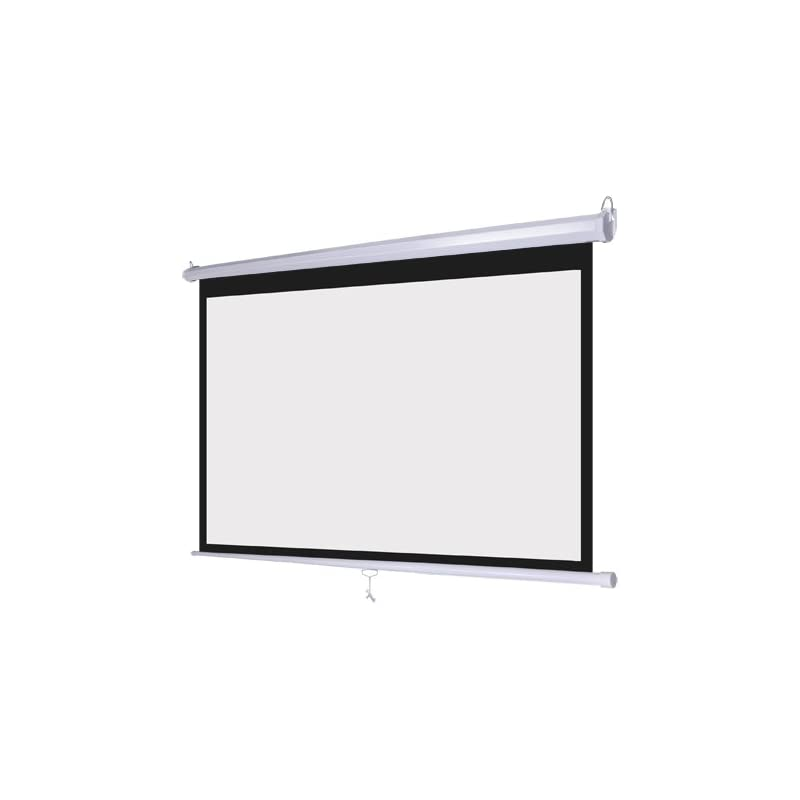 Wall Mount Manual Pull Down Projector Sc