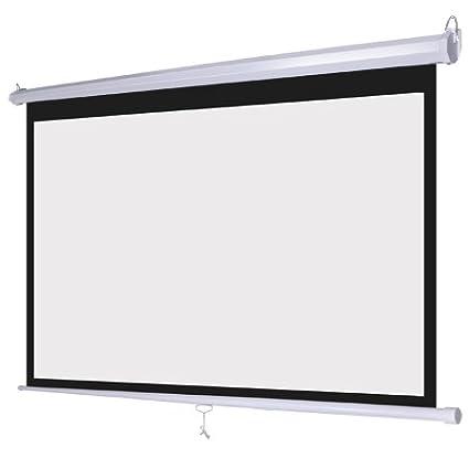 projector screen wall mount