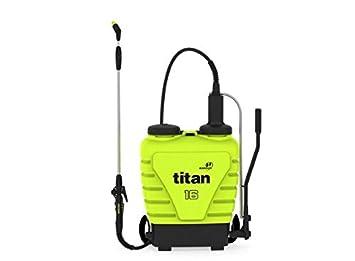 Greenstar 14054 Marolex Titan 16 - Mochila pulverizadora (16 L): Amazon.es: Bricolaje y herramientas