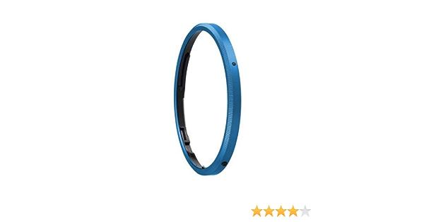 Tap/ón de anillo para c/ámara digital GR III de repuesto Ricoh GN-1 color azul