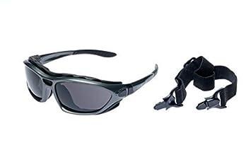 Alpland Sportbrille Sonnenbrille Skibrille Kitesurf - Sonnenschutzfaktor 4 SxcVfE