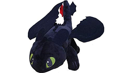 Dragon How to Train Your 2 Toothless Plush 18