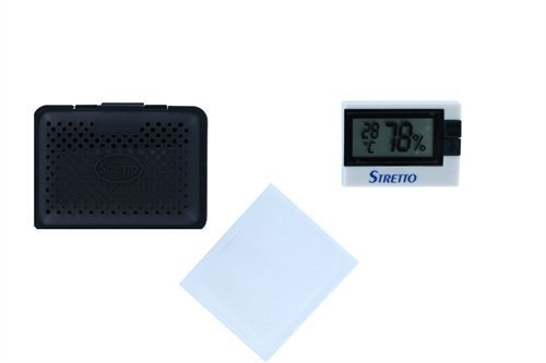 Stretto Humidifier with Hygro Thermometer for Cello 4334272478