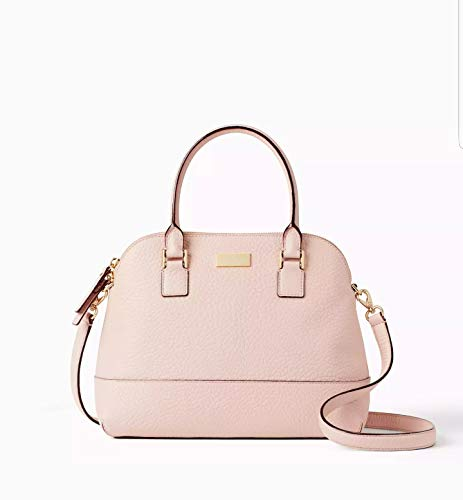 Chunky Satchel - Kate Spade New York Prospect Place Small Jenny Satchel Bag - Warm Vellum