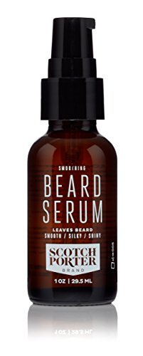 Scotch Porter – Smoothing Beard Serum – 1 oz.