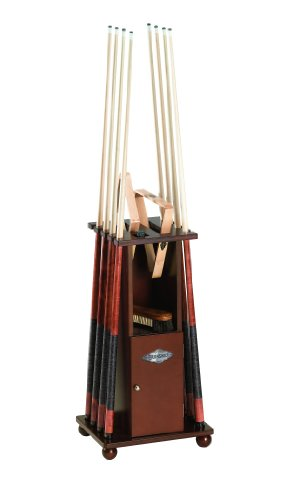 Brunswick Chestnut Contender Floor Rack for sale  Delivered anywhere in USA