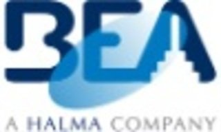 BEA 10PBJL Jamb Style Push Plate (Logo Only) by BEA Incorporated