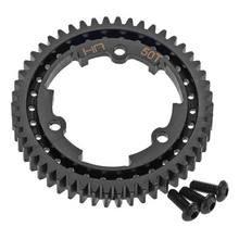 Hot Racing Steel Center Diff Main Gear 50t 1m X-Maxx - Gear Spur Main