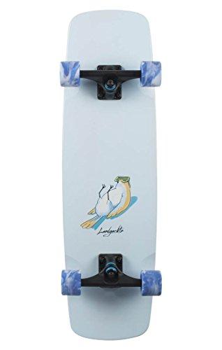 "Landyachtz Dinghy 28"" Complete Skateboard (31"" - Wreck Tangle)"
