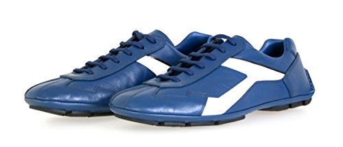 Sneaker In Pelle Prada Mens 4e2791