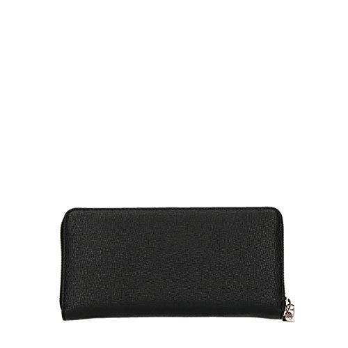 Love Moschino Logo wallet large black