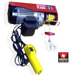 Neiko 440 Lb. Electric Hoist - With Remote Control