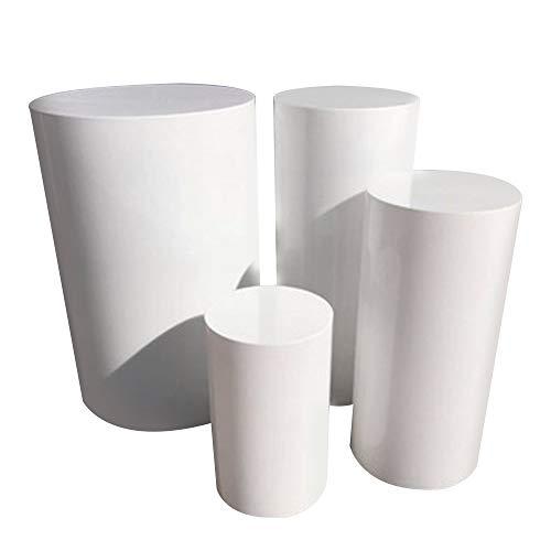 art pedestal white - 5