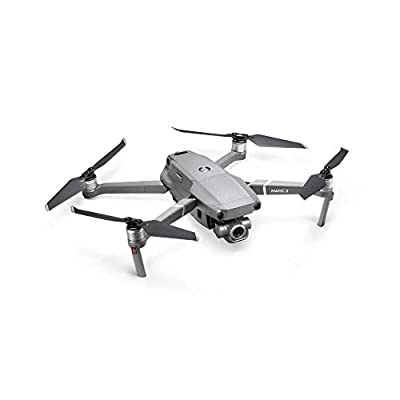 DJI Mavic 2 Zoom Drone Quadcopter with 24-48mm Optical Zoom Camera  Video UAV 12MP 1/2.3 inches CMOS Sensor (US Version) (Renewed): Toys & Games